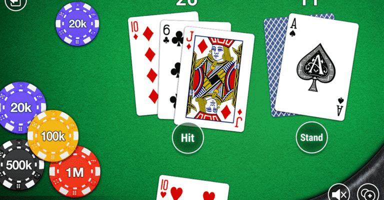 2 kinh nghiệm vàng chơi xì dách Blackjack bách chiến bách thắng