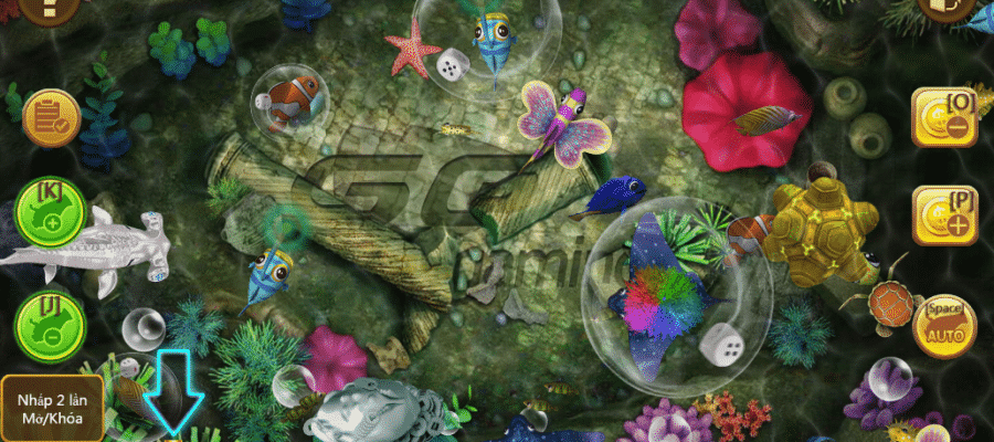 Cách chơi game bắn cá online trúng tiền thật tại w88