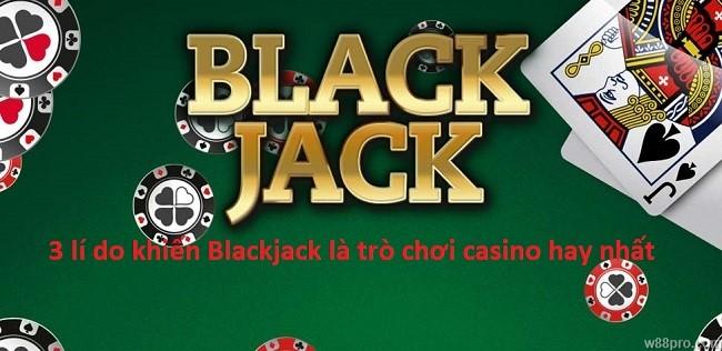 xì dách blackjack