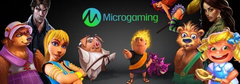 Trò chơi slot Microgaming là gì, sự khác biệt là gì?