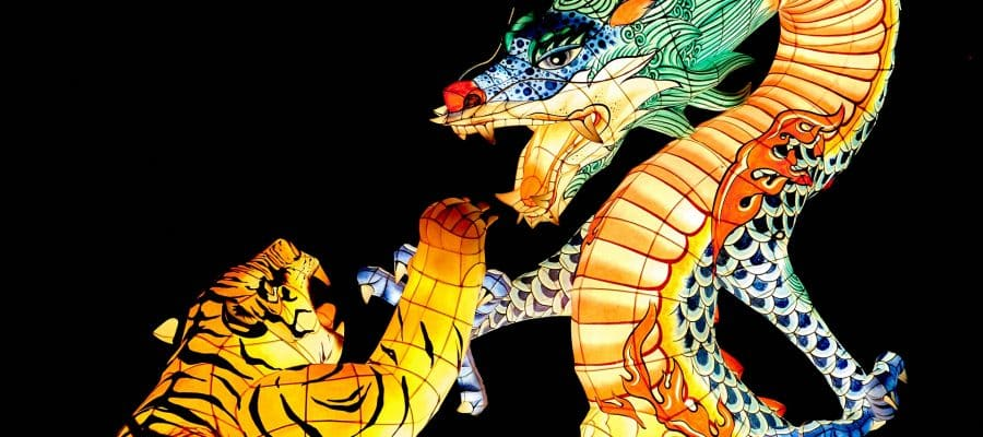 Tất cả những gì bạn cần biết về quy tắc Dragon Tiger