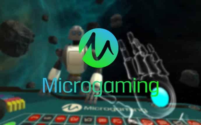 Các bước để tải xuống Microgaming cho PC
