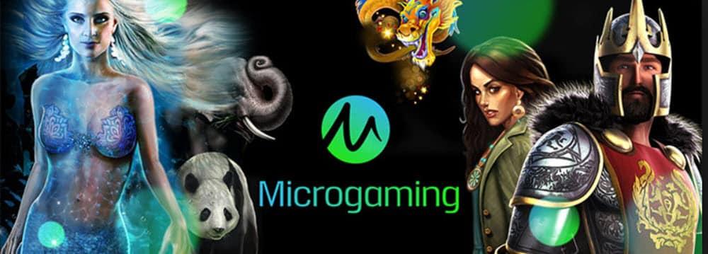 Tại sao tải xuống trò chơi Casino Microgaming?