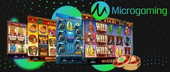 Điều gì làm cho trò chơi slot Microgaming rất phổ biến?
