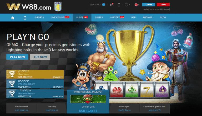 Sòng bạc tốt nhất để chơi Play'n Go Slots