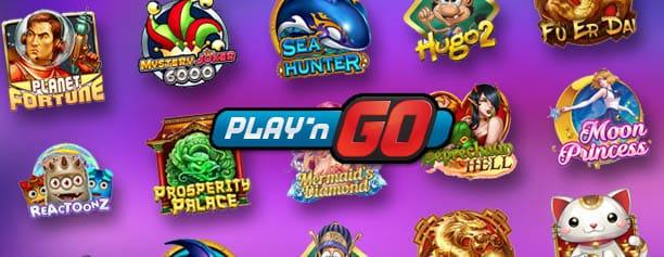 Các tính năng chính và thiết kế của Play'n Go Online Gaming