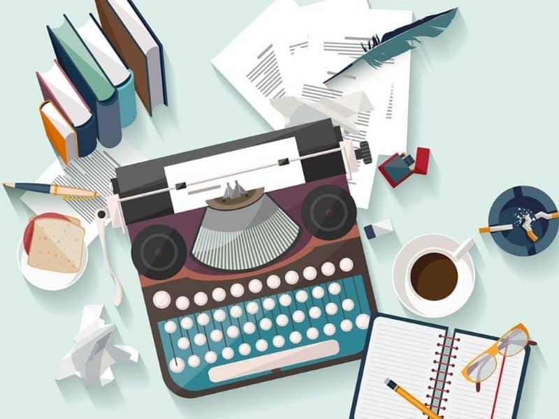 Cơ hội kiếm tiền online cho các bạn yêu thích viết lách